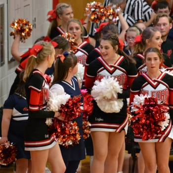 MHS & DSAGC Cheer Squad