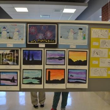 Milford art show 9
