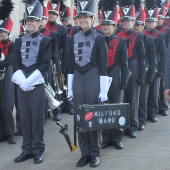 MHS Marching Band @ BOA