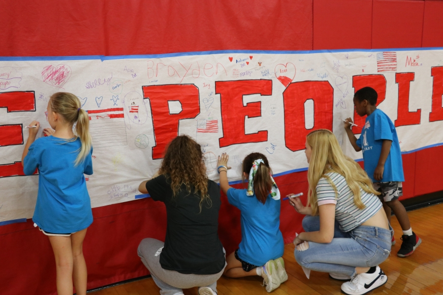 we the people constitution day option