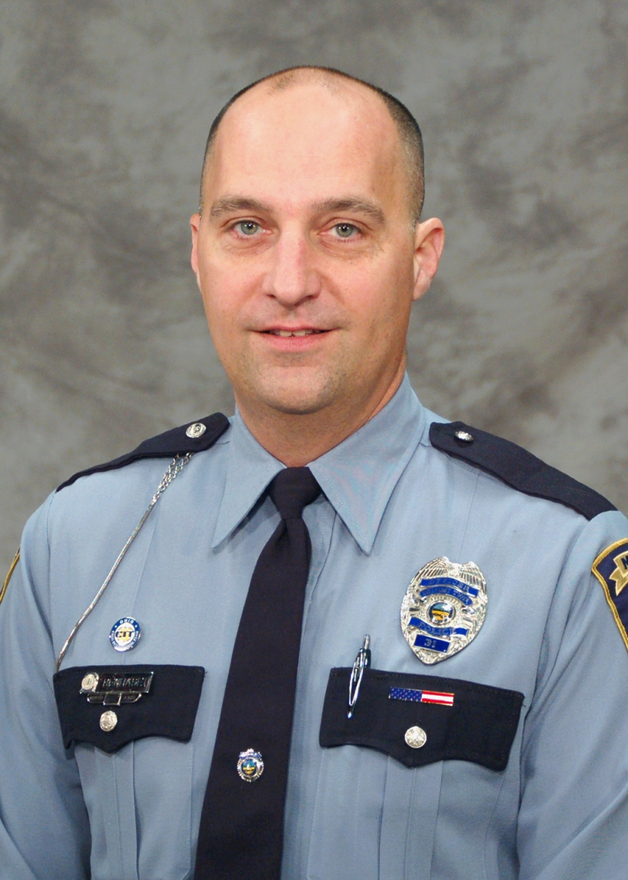 Officer Keith Benhase